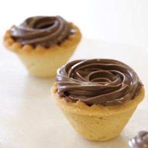 Шоколадно-ореховая паста/начинка/глазурь для торта