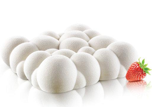 Cloud Облако или Пузырьки силиконовая форма для торта