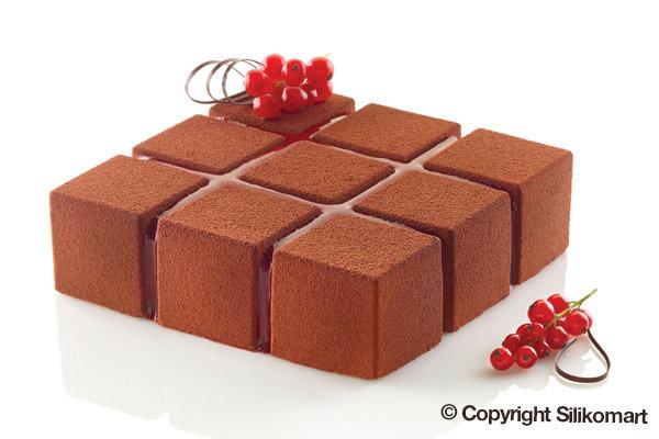 Квадратная форма на торт